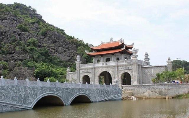 Kiến trúc đặc sắc của di tích cố đô Hoa Lư Ninh Bình